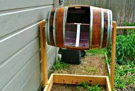 13 homemade compost tumblers for your