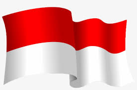 indonesia flag png hd clipart bendera