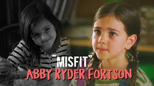Abby Ryder Fortson | Misfit - YouTube
