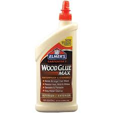 Amazon Com Elmer S E7310 Carpenter S Wood Glue Max Interior Exterior 16 Ounces Home Improvement