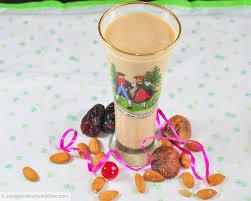 Royal Dates Milkshake