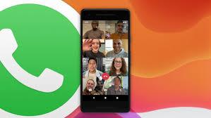 Whatsapp: videochiamate di gruppo fino a 8 partecipanti - Inside ...