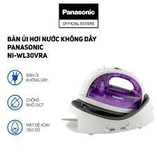 Bàn Ủi Hơi Nước Không Dây Panasonic NI-WL30VRA - Bảo Hành 12 Tháng