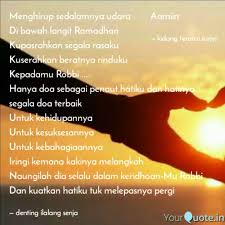 aamiin quotes writings by kitera su yourquote