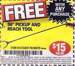 your favorite harbor freight freebie