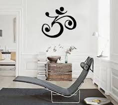Om Symbol Spiritual Meditation Boho Bohemian Wall Decal 23 5 W X 21 H Lucky Girl Decals