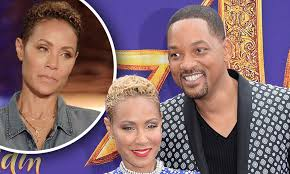 Will and Jada Pinkett Smith: Talking about affair was 'best move' | Daily  Mail Online