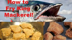 How to Fry King Mackerel! - YouTube