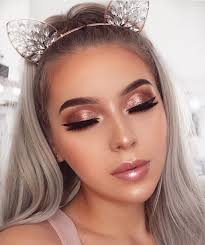 15 rose gold makeup ideas for queens