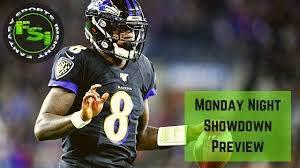 NFL DFS Preview - Chiefs vs Ravens ...