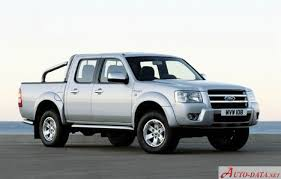 2006 ford ranger ii double cab 2 5 tdci