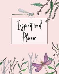 com inspirational planner volume watercolour