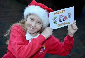 Winner of Telegraph & Argus Children's Digital Christmas Card competition  revealed | Bradford Telegraph and Argus