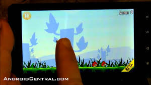 Angry Birds Lite Beta for Android - YouTube