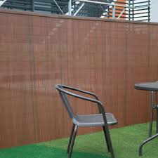 3m 5m Roll Garden Screen Fencing Fence Panel Outdoor Privacy Screening Pvc 2side Ebay