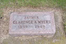 Clarence A. Myers (1899-1949) - Find A Grave Memorial