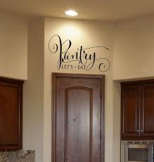 Kitchen Decor Pantry Decal Pantry Sign Pantry Wall Decal Pantry Label Wall Decal Vinyl Wall Decal Family Wall Decal Kitchen Decal Vinyl Kitchen Wall Decals Pantry Wall Wall Decal Pantry