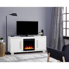 electric fireplace tv