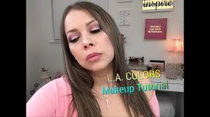 l a colors makeup tutorial requested