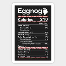 eggnog nutrition facts eggnog