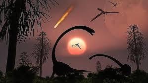 El meteorito que mató a los dinosaurios provocó una «noche» de dos ...