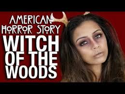 woods easy halloween makeup tutorial