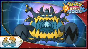 Pokémon Sun And Moon - Part 63   Ultra Beast Guzzlord Catch! [NEW ...