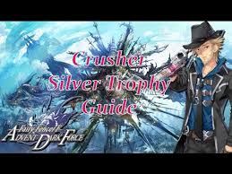 Crusher Silver Trophy Guide Fairy Fencer F Advent Dark Force English Full Hd Youtube