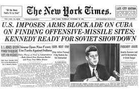 Cuban Missile Crisis, October 22: The Day Kennedy Stood Up to the ...