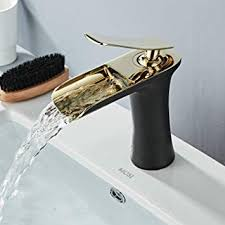leekayer modern bathroom sink faucet
