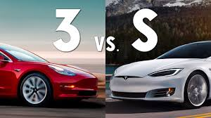 Tesla Model 3 vs Model S — Choosing ...
