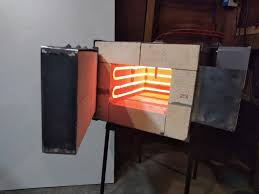 heat treat oven build success