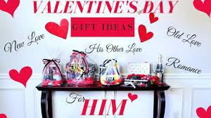 diy valentine s day gift ideas for him