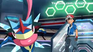 Pokemon XYZ Episode 35 Final Battle Ash Vs Sawyer HD on Vimeo