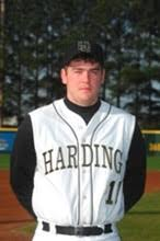 Aaron Davidson - Baseball - Harding University Athletics