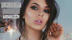 prom makeup tutorial ft jaclyn hill