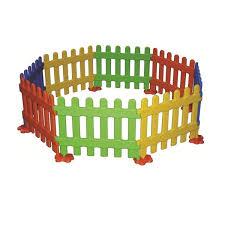 Antdecor Play Fence Outdoor For Kids Swing Set Wayfair