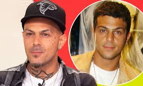 Abz Love reveals he 'saw the devil' during nightmare drug addiction | Daily  Mail Online