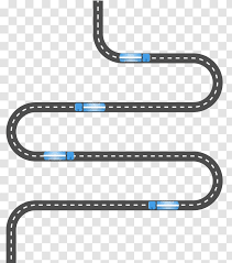 Road Race Track Wall Decal Clip Art Transparent Png