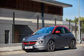 Limited Edition Opel ADAM S Arrives in South Africa.