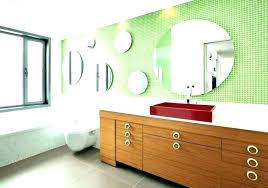 small bathroom wall mirrors wapchua info