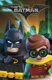 Lego Batman Batman And Robin Poster Contemporary Kids Wall Decor By Trends International