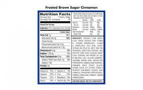 brown sugar cinnamon 2 pack