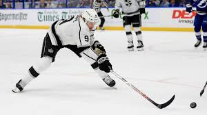 Adrian Kempe salvaging his season for the Kings after scoring slump -  Baltimore Sun