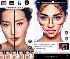 top 5 makeup simulator apps for android