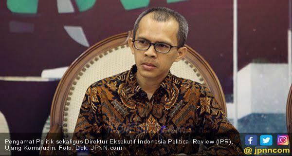 Kang Ujang Sebut NasDem Berpotensi Jadi 'Bad Boy' di Koalisi Jokowi