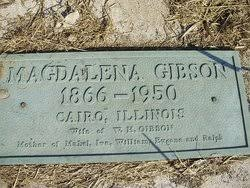 Magdalena Gibson (1866-1950) - Find A Grave Memorial