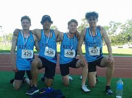 Success at New Zealand Secondary Schools' Athletics Championships