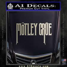 Motley Crue Band Vinyl Decal Sticker A1 Decals