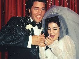 TBT: Elvis and Priscilla Presley's Wedding Photos